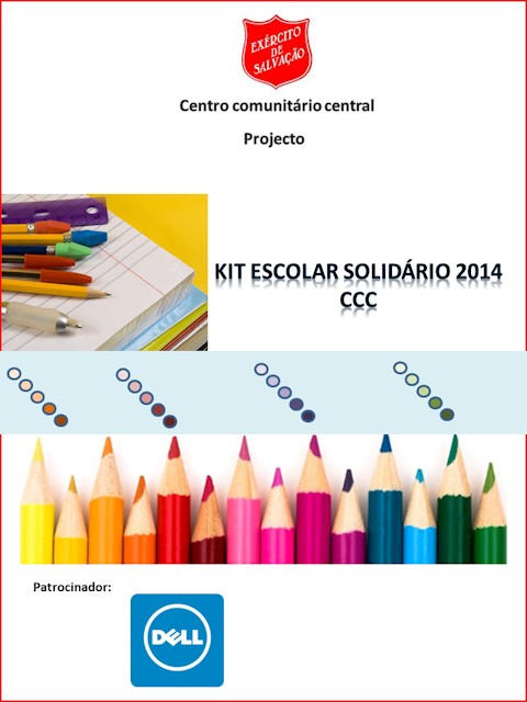 kit escolar solidario
